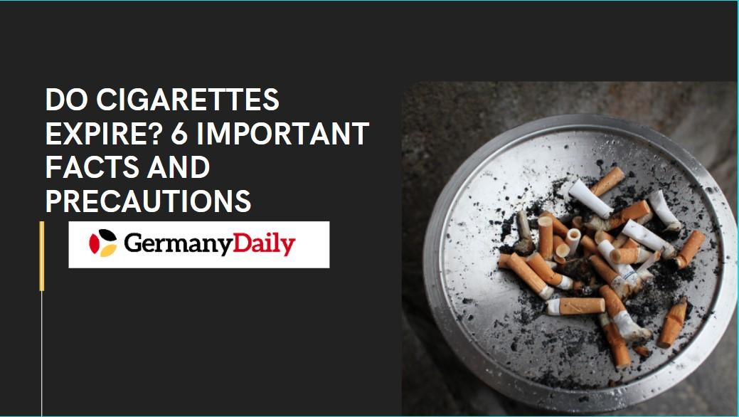 Do Cigarettes Expire?