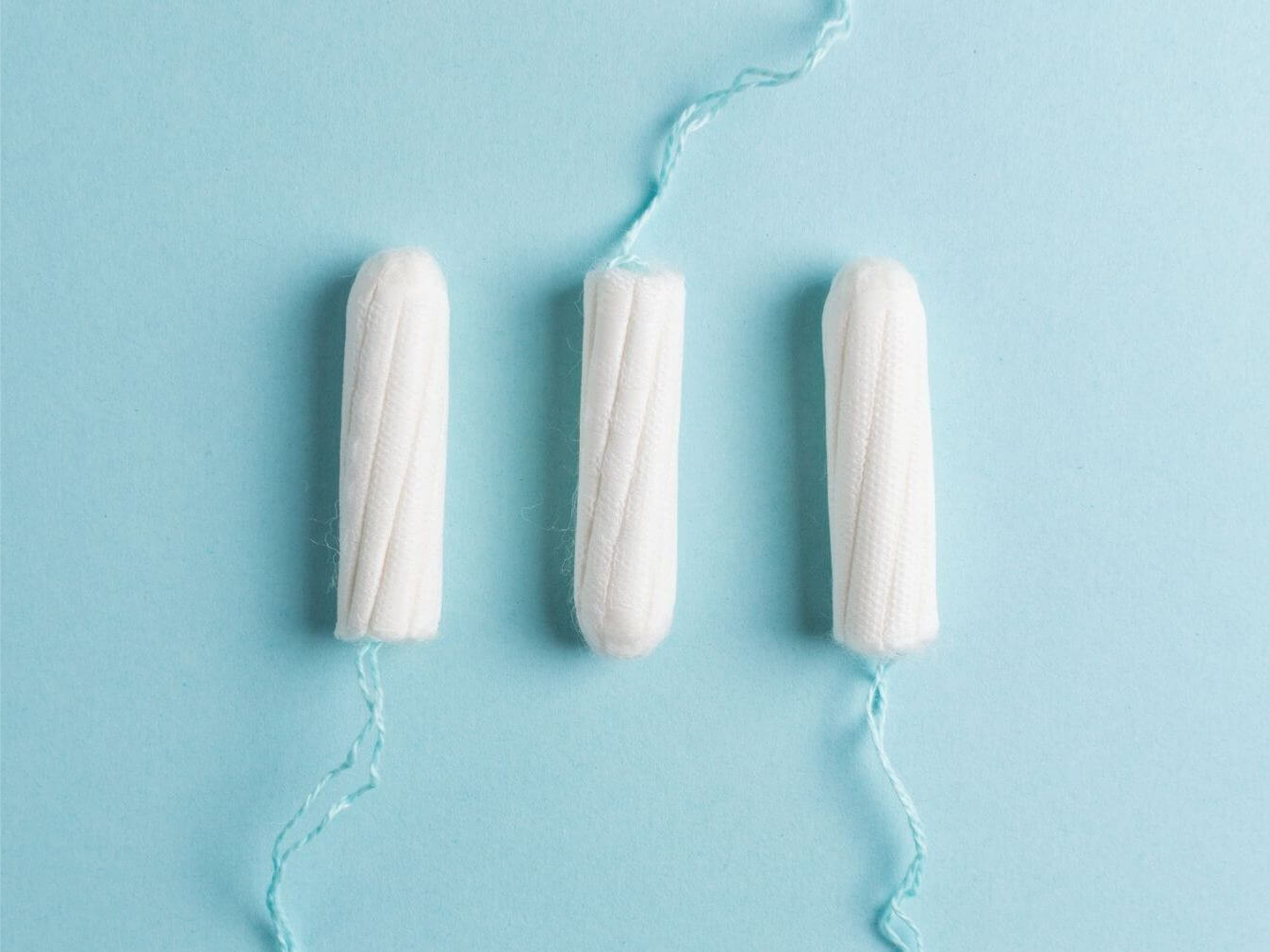 How to put a Tampon On