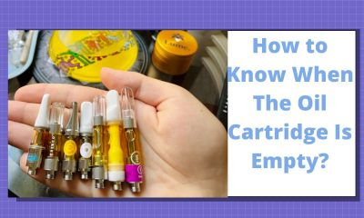 Here's How to Know When The Oil Cartridge Is Empty