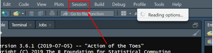 """error in file(file, """"rt"""") : cannot open the connection"""