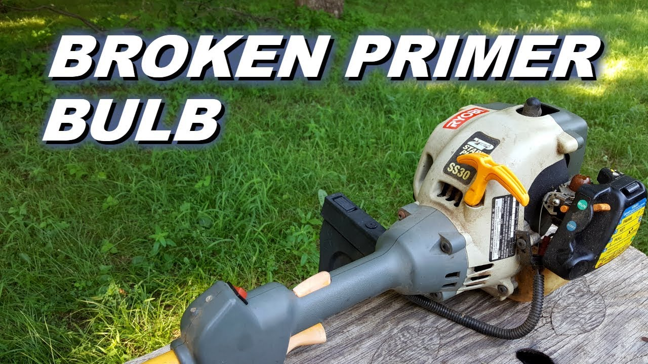 Bypass The Primer Bulb On The Weed Eater