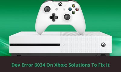 dev error 6034