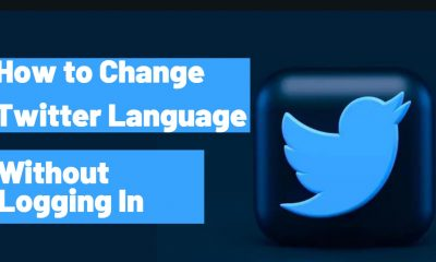 How to change twitter language without logging in