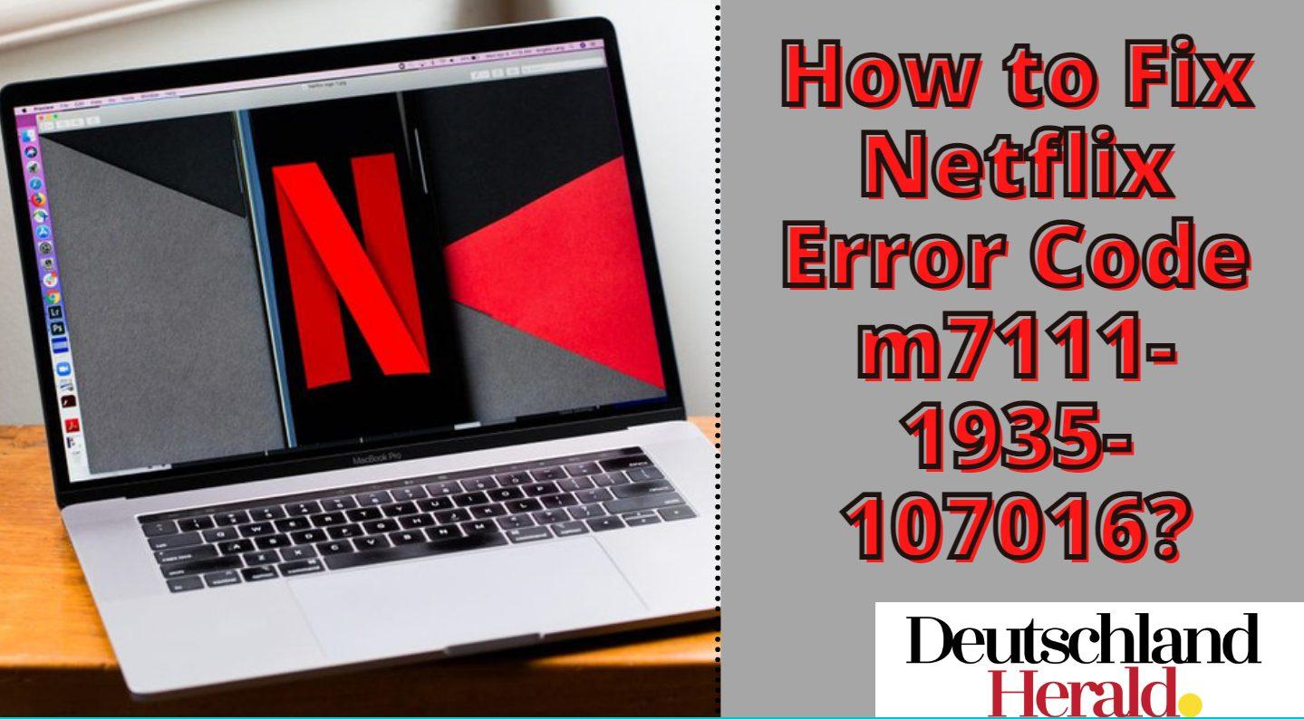 error code: m7111-1935-107016