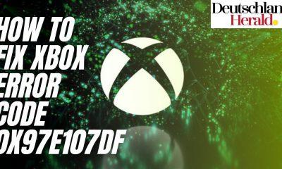 Xbox error code 0x97e107df