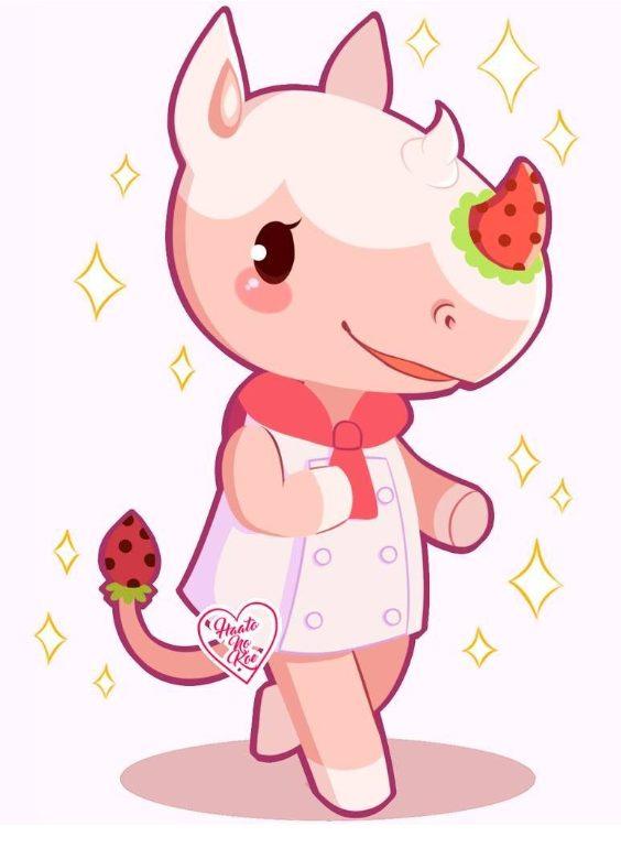 Merengue Animal Crossing