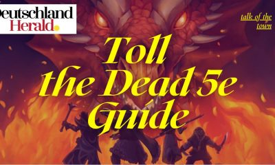 Toll the Dead 5e