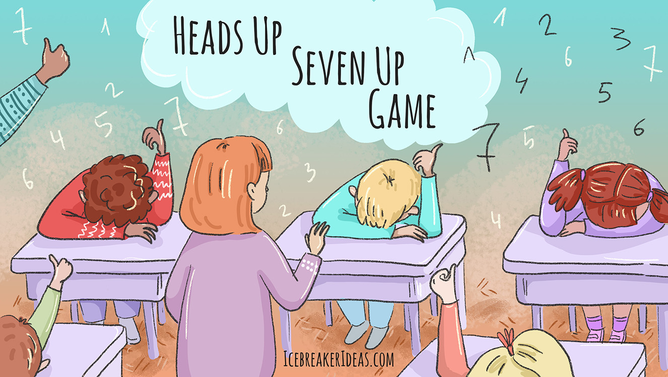 How To Play Heads Up 7 Up