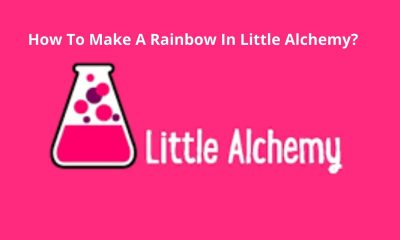 How To Make A Rainbow In Little Alchemy